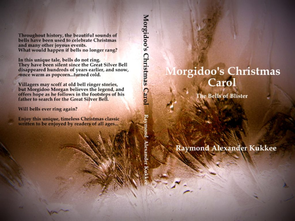 Cover Artwork for 'Morgidoo's Christmas Carol: The Bells of Blister""
