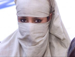 Afghan Eyes Sexualized