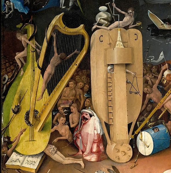 The Garden of Earthly delights (Bosch -Hieronymus)
