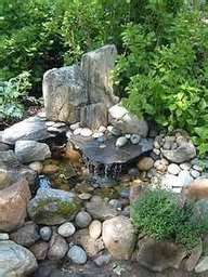 With A Little Bit Of Careful Planning And Design, Even A Small Rock Garden  Fountain Can Create A Beautiful Landscaping Focal Point And Completely  Transform ...