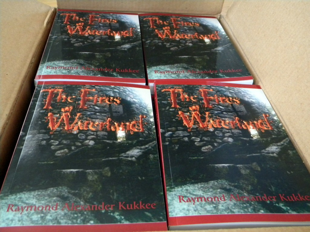 Fires of Waterland in Print