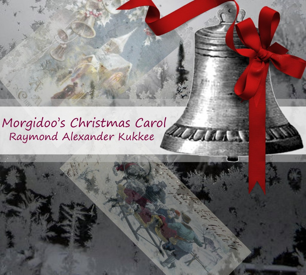 Morgidoo's Christmas Carol   cover Artwork in Print