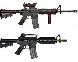 America must face reality about assault rifles