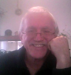 The Author smiling in 2015
